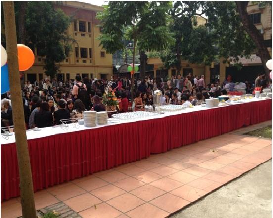 Tiệc trường Trương Vương 2