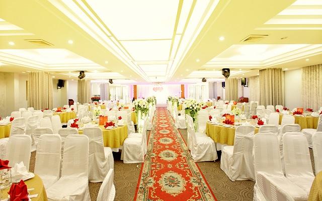 tiệc cưới tại hà nội