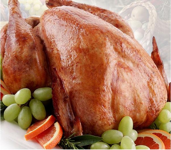 Những món ăn phổ biến trong ngày lễ tạ ơn