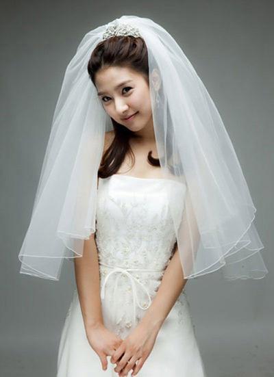 Kiểu tóc cho cô dâu