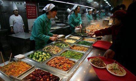 Buffet Bắc Kinh 2