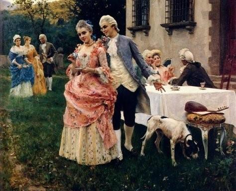 Tiệc trà tại nước Anh 1