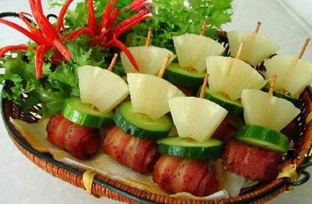 Tiệc Finger Food hoàn hảo 4