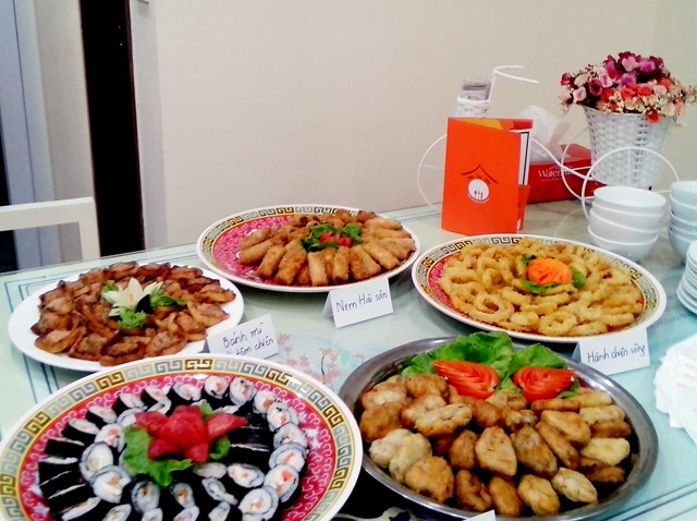 Tiệc Finger Food cho teen 2