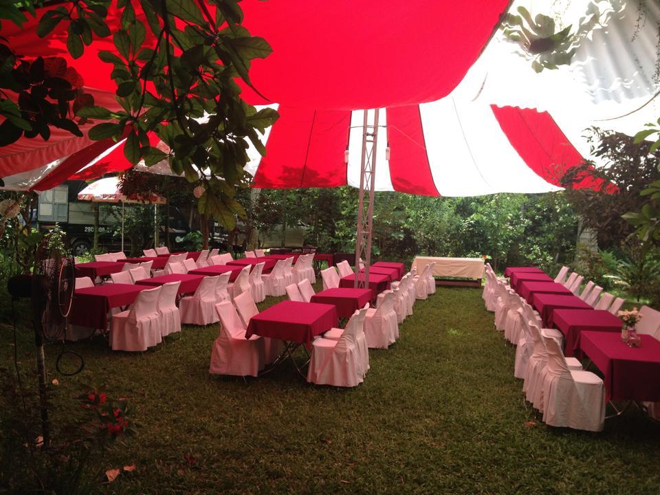 Tiệc cưới tại Lương Sơn Hòa Bình 2