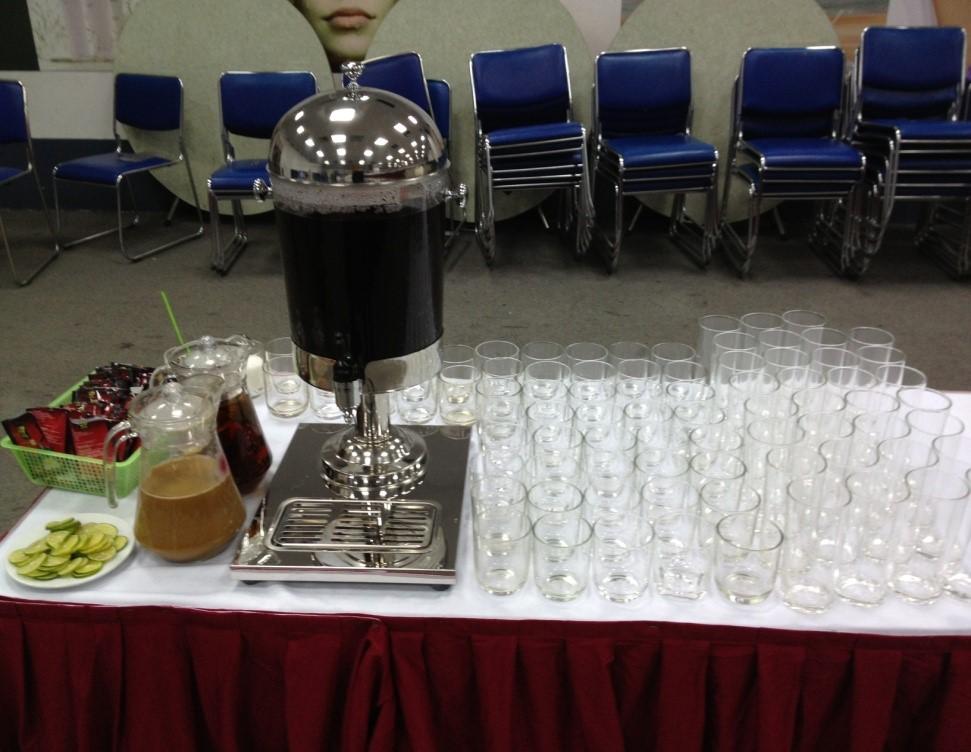 Setup tiệc Buffet 6