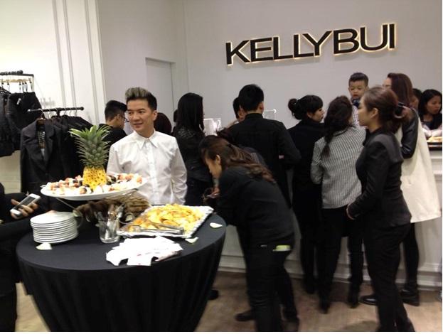 Tiệc khai trương Kelly Bui 8